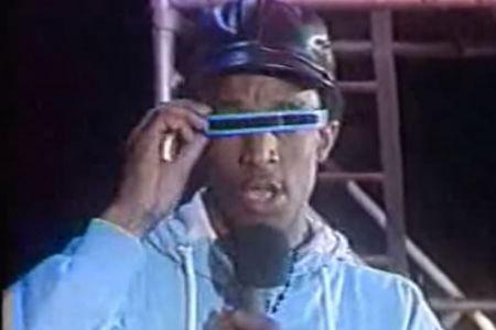 [Musique] 1984 : Sidney présente la première émission de Hip Hop sur TF1