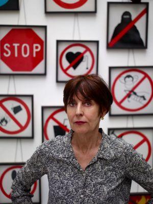 """[Masterclasses] Annette Messager : """"J'ai toujours voulu utiliser des matériaux simples, ceux du quotidien"""""""