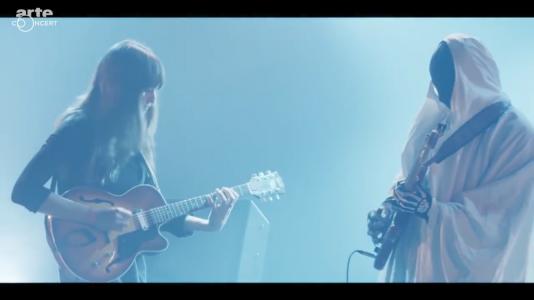 [Musique] Juniore en live à La route du rock