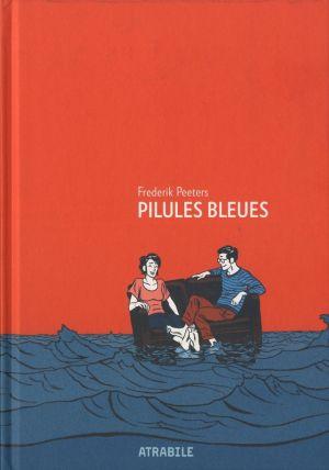 [Livre] Dialna parle de la BD de Frederik Peeters : Pilules bleues