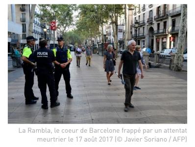 [Actu] Histoire de la Rambla, le coeur touristique de Barcelone