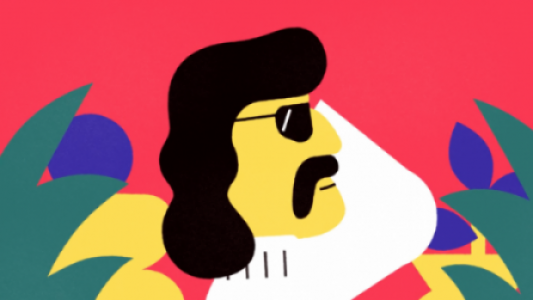 [Vidéo] Un court-métrage d'animation sur Giorgio Moroder