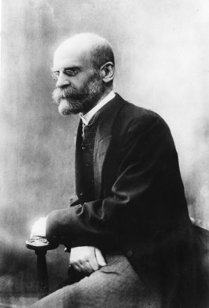 [Podcast]  Emile Durkheim, illustre sociologue inconnu