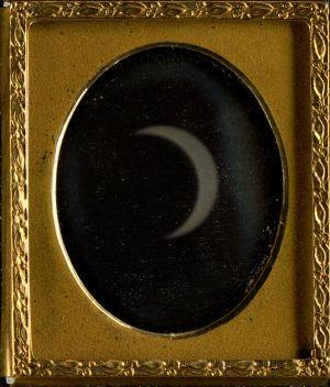 [Photo] Les premières images d'une éclipse totale en 1854
