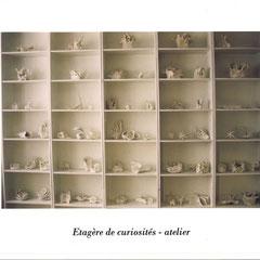 [Art] Les curiosités de Lysiane Bourdon