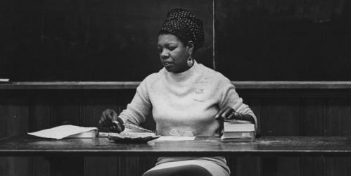 8 mars 2015, Journée internationale des droits des femmes / Maya Angelou
