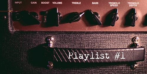 [Playlist] Janvier 2016