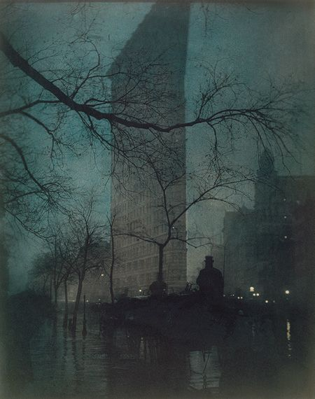 Edward Steichen - The Flatiron