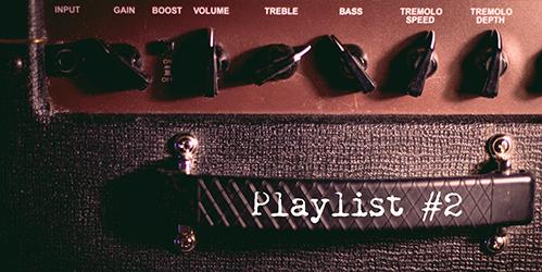[Playlist] Février 2016