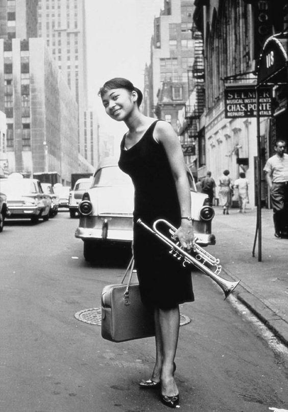 36-Billie Holiday