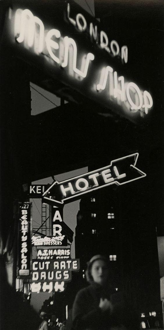New York City, Alfred Statler, 1950